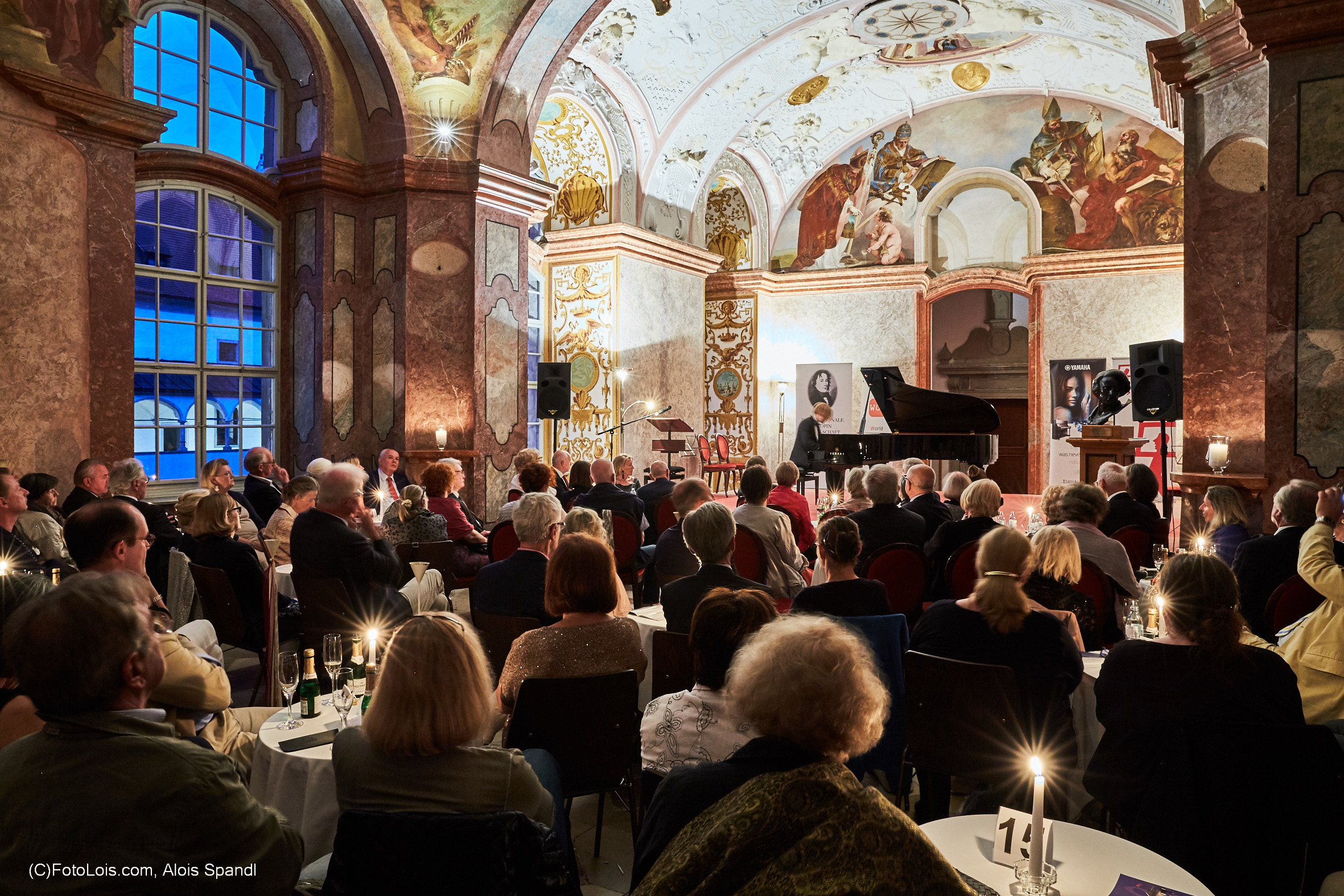T. Bies am XXXII. Chopin-Festival